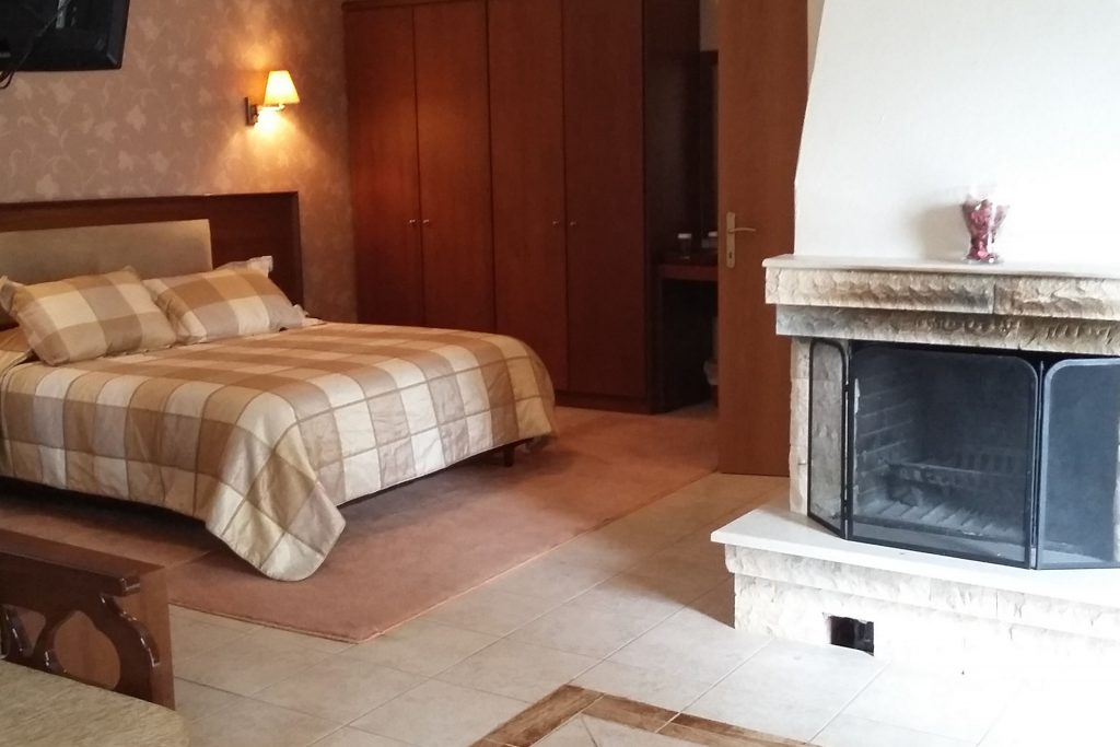 Family Junior Suite With Fireplace