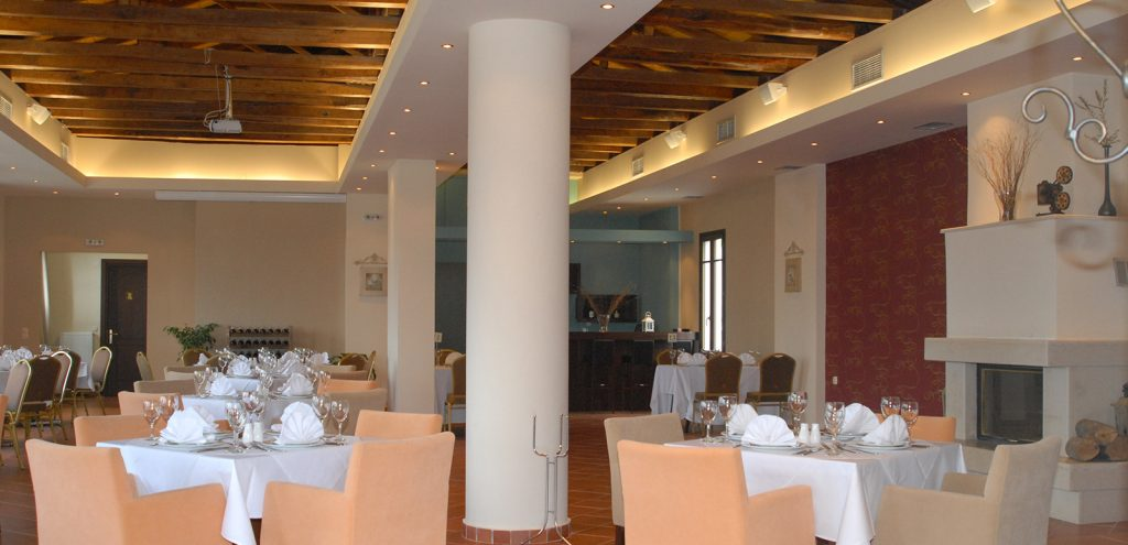 Pelion Resort restaurant