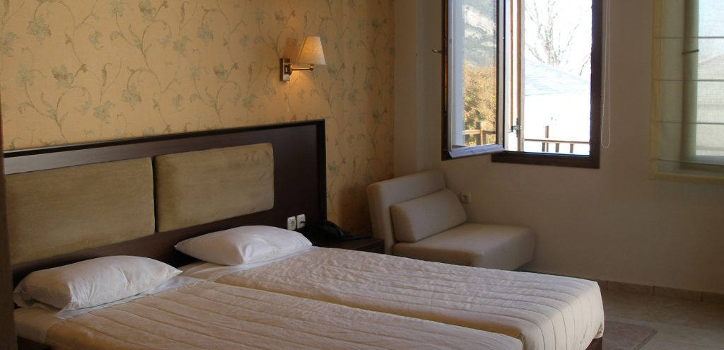 Pelion Resort rooms Standard Double Room