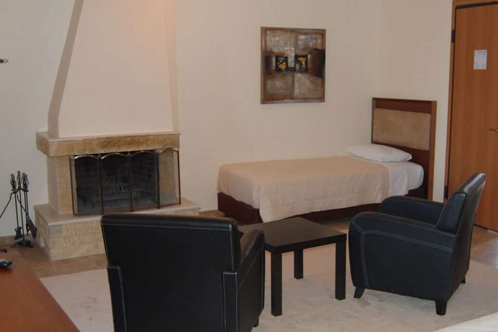 Family Triple Junior Suite With Fireplace