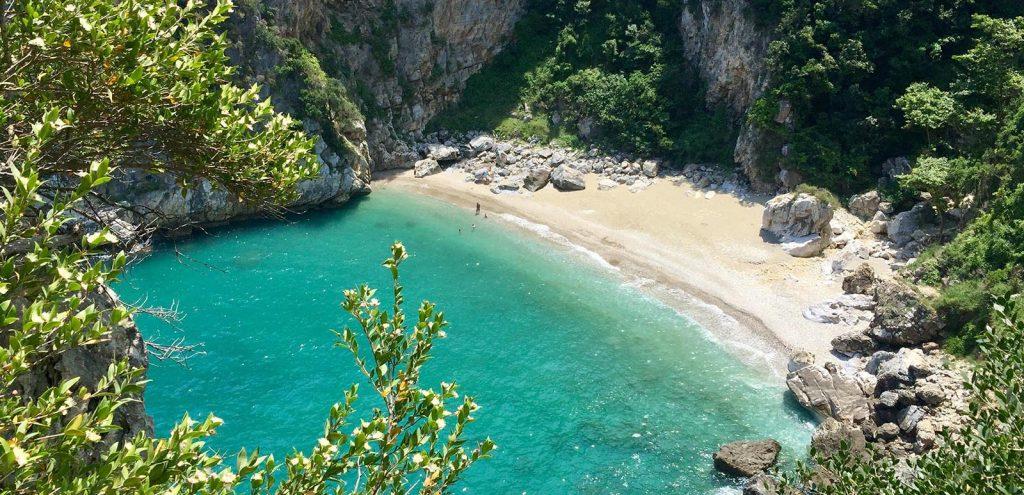 Fakistra Beach