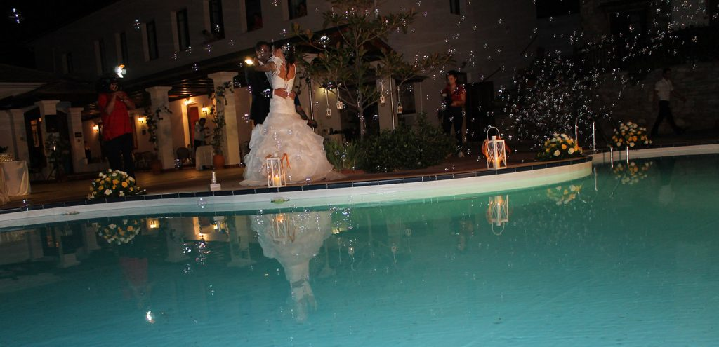 Pelion Resort Weddings Gallery By The Pool